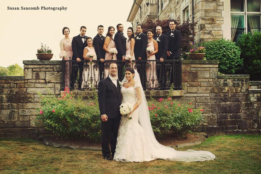 Genevieve pannell wedding