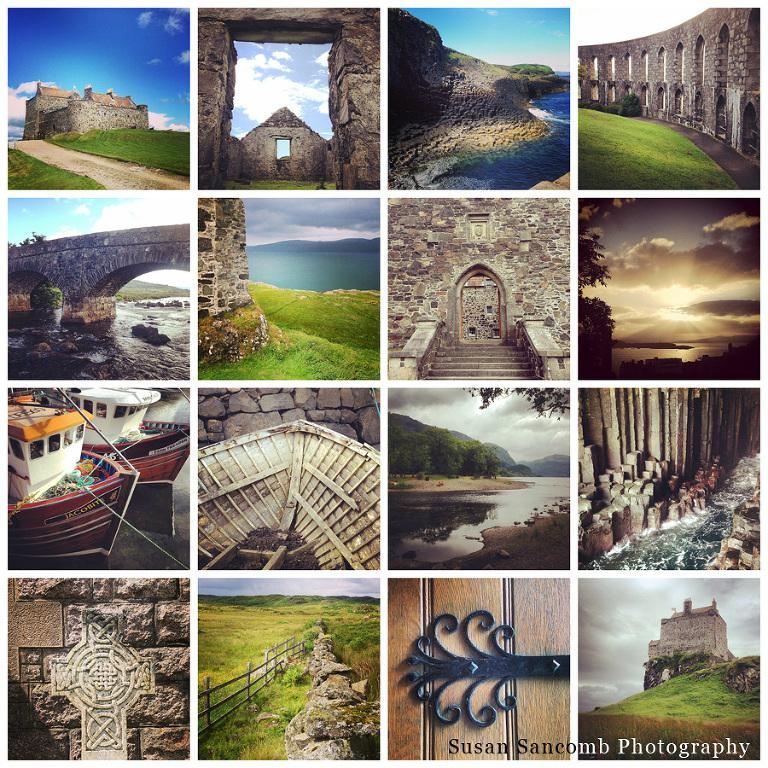 Susan Sancomb Photography, Scotland, Mull, Duart Castle