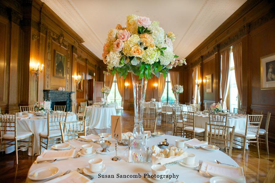 nick amp stephanies august wedding at aldrich mansion
